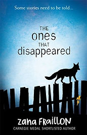 The Ones That Disappeared, UK edition