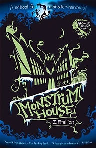 Monstrum House - What if you can see the monsters?
