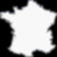 Carte implantations Districom Bretagne Aencrage  distribution et diffusion de leaflets brochures touristiques et cuturels
