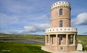 Kimmeridge bay Clavell Tower.png