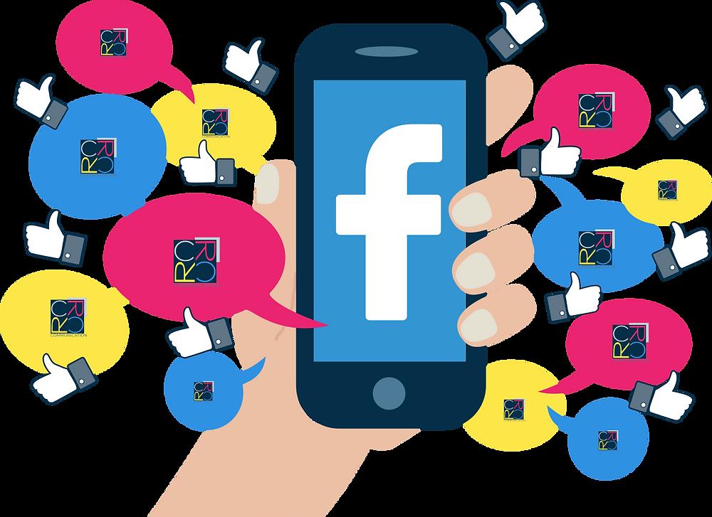 Promote your brand on facebook social media marketing