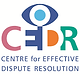 logo CEDR dispute resolution
