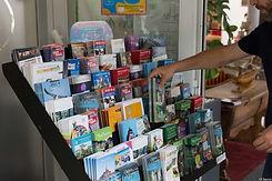 Aencrage diffusion de brochures touristiques et culturelles