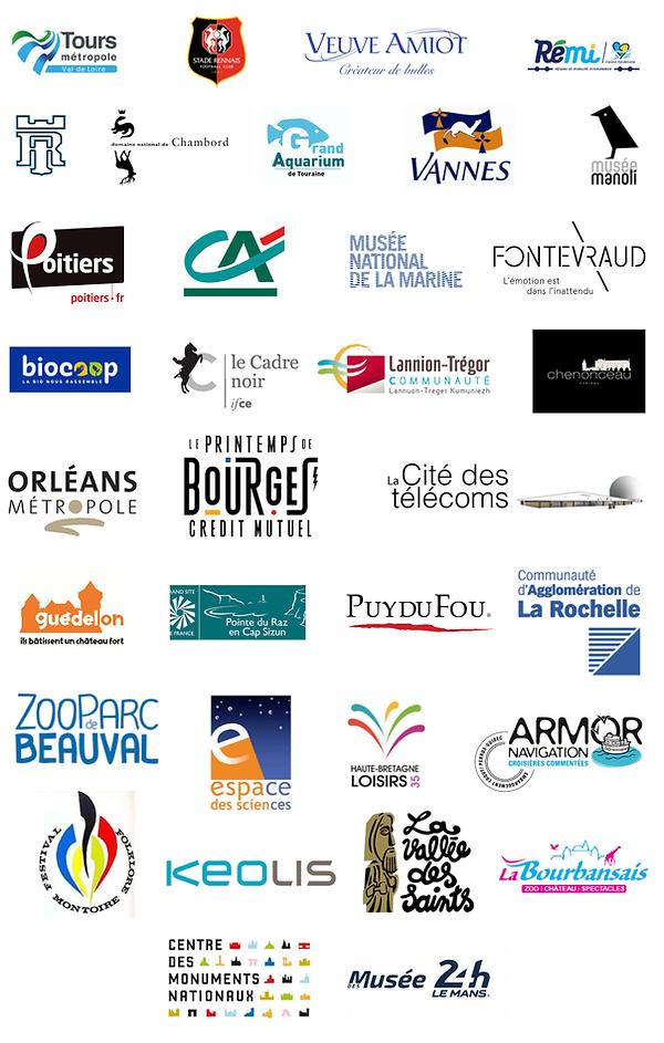 Clients Aencrage réseau de communication de proximité affichage et diffusion de brochures