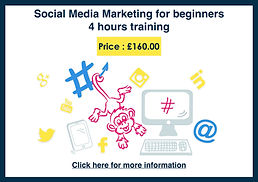 Cylia Rousset Social media marketing training for beginners