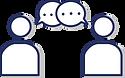 Aencrage réseau de communication de proximité affichage et diffusion de brochures