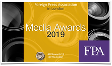 FPA media Awards powerpoint presentation