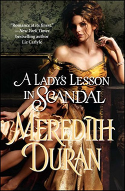 Lady's Lesson in Scandal