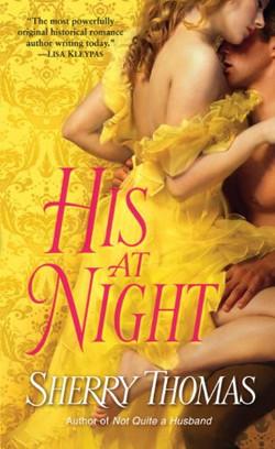 His at Night