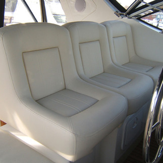 Boat Captains Seats