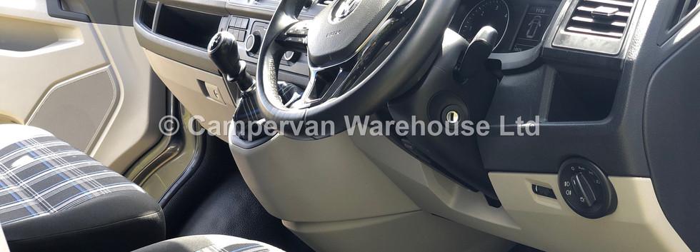 VW T6 Cab
