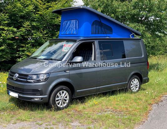 VW T6 Camper Van