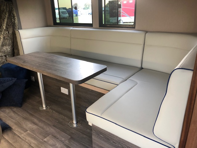 Horsebox Seating