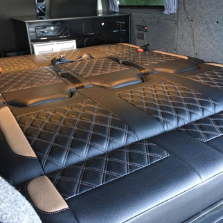 Full Width Rock and Roll Bed