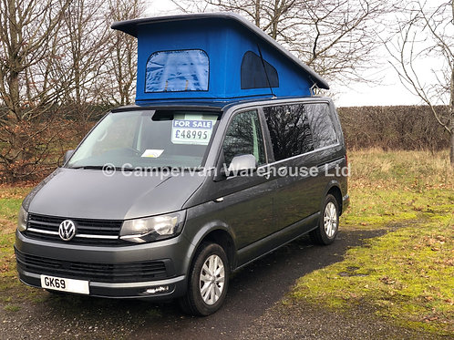 2019 SWB VW T6 4 Berth Campervan 2.0 TDI Euro 6 150PS DSG - Highline