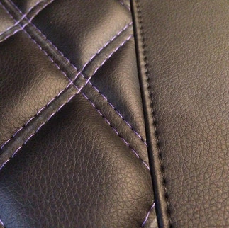 Bentley Stitching