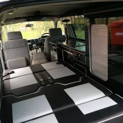 Mazda Bongo conversion