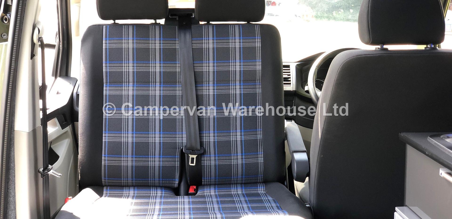 VW T6 Twin Seat Swivel
