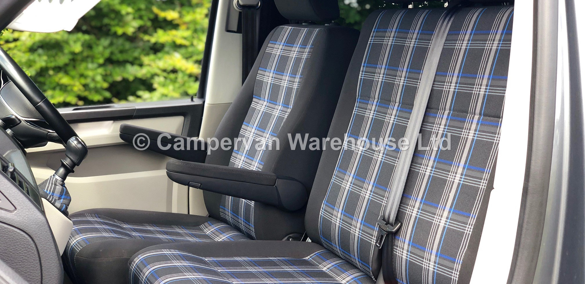 VW T6 Front Seat