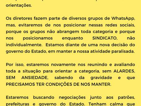 RODÃO NA REDE 14.04.2020