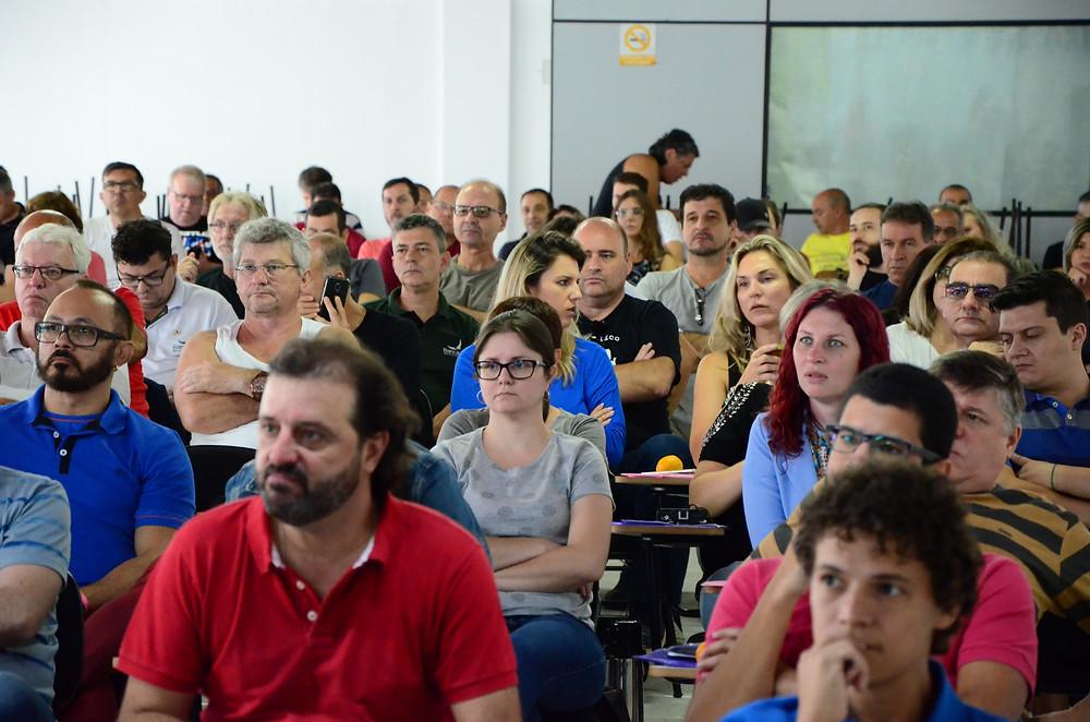 Congresso da entidade realizado em abril deste ano