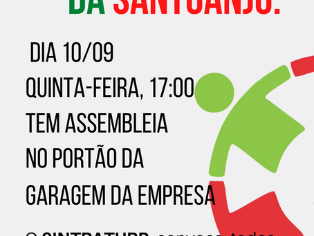 ASSEMBLEIA TRABALHADORES SANTOANJO