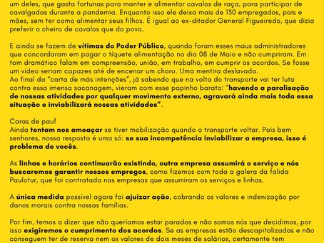 EMFLOTUR: TROFÉU CARA DE PAU EM PLENA PANDEMIA