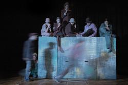 Le mysthère du temps, 2004 , photo de Sarah Deriaz