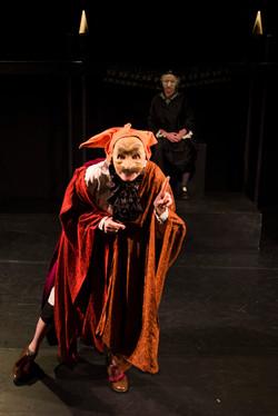 Volpone d'après Ben Jonson, adaptation T. Ceccinato et Jean Collette,2015 photo Marie-Lou Dumauthioz