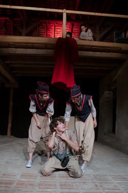 Le cercle de craie caucasien de B Brecht 2020 ©_sylvain_chabloz
