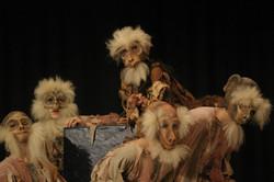 La comédie de la Jungle 2007, photo de Candice Lhemanne