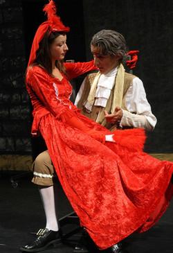 L'avare de Molière 2010, photo de Candice Lehmanne