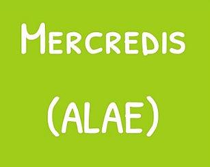 Mercredi ALAE