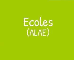 Ecoles ALAE