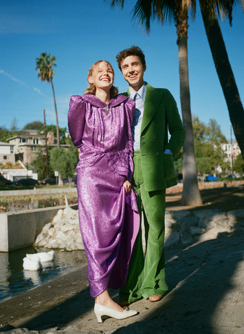 Eliel Ford & Alana Champion Jalouse Cover Story