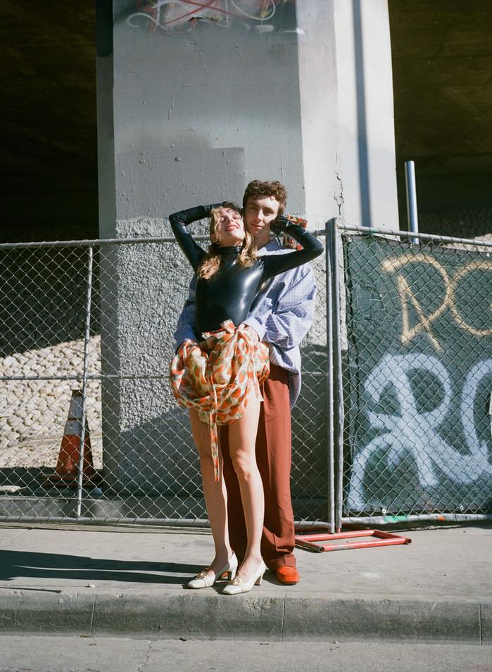 Eliel Ford & Alana Champion Jalouse Cover Story