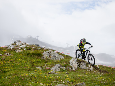 Another 8th spot in World Enduro