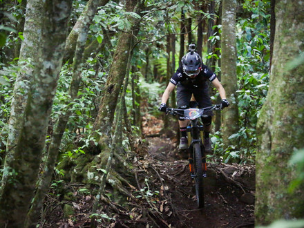 Enduro World Series in New Zealand: 8th spot :)