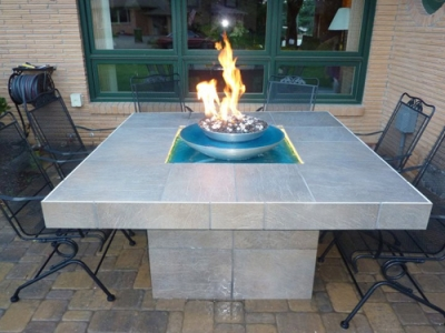 Fire/Water Table