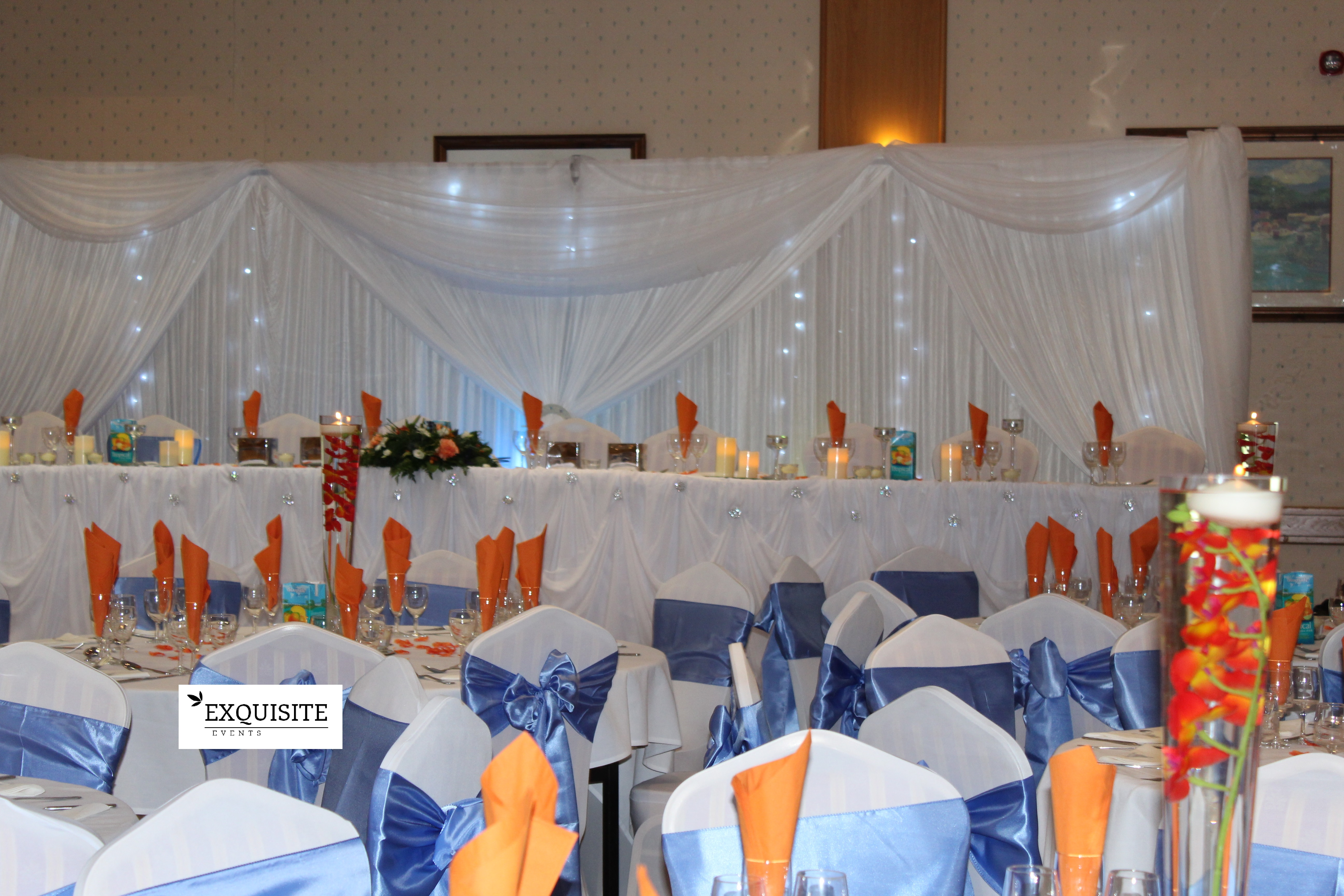 Wedding Decorations By Exquisite Events