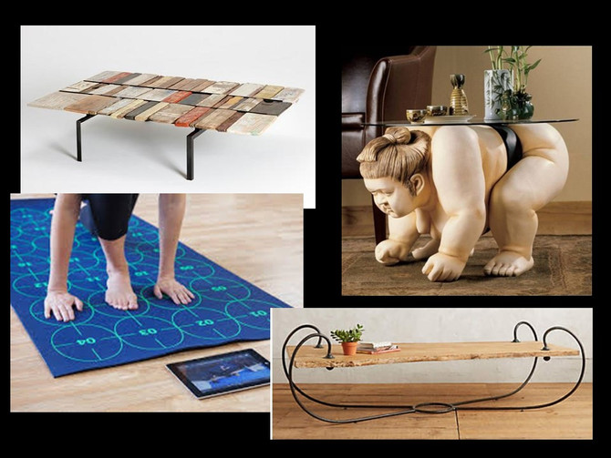 How a coffee table can change your life.
