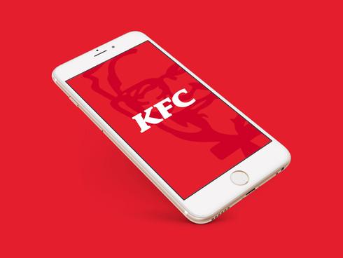 KFC Mobile App