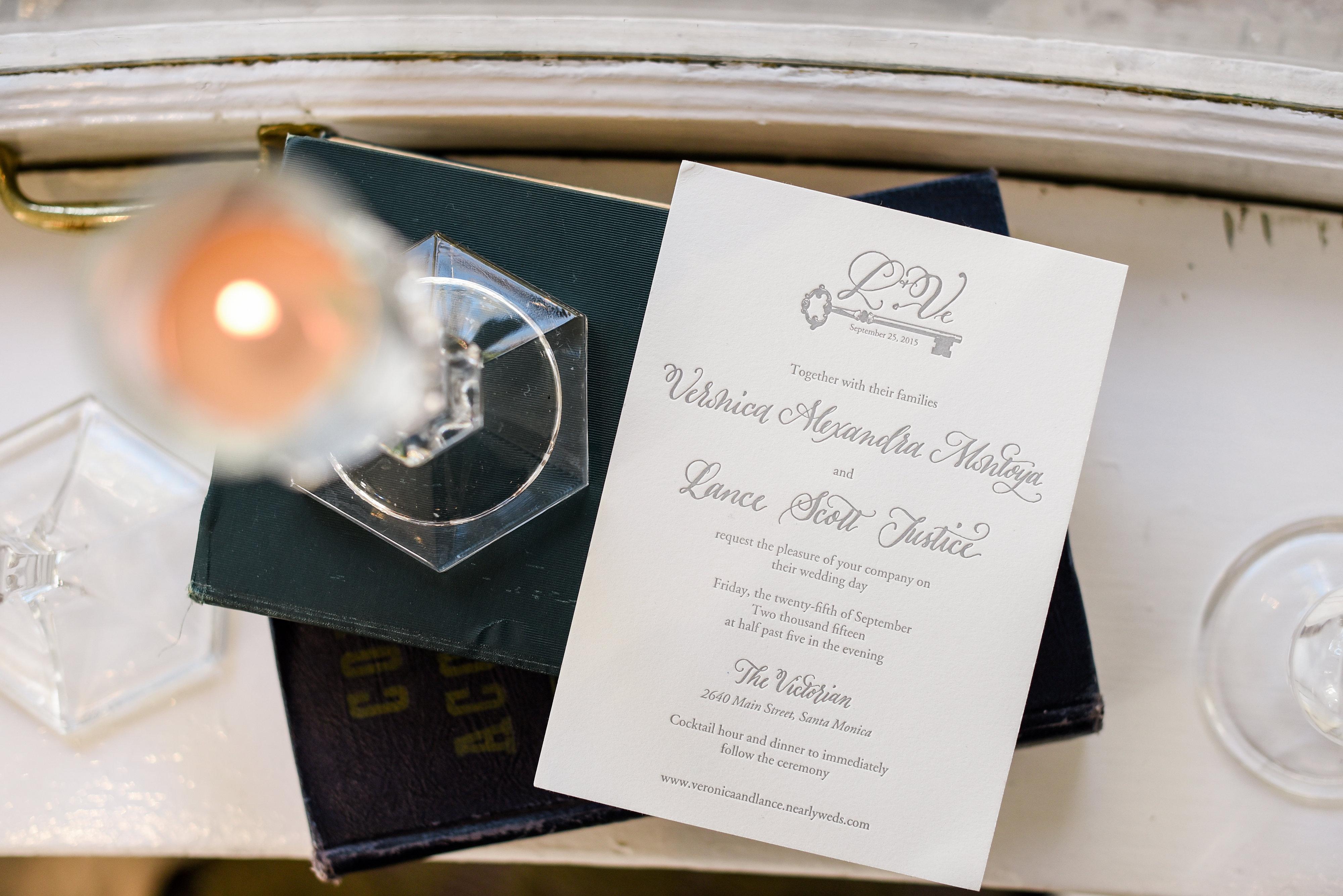 Invitation Design & Layout