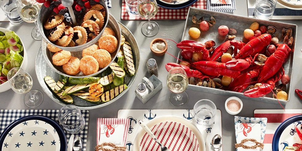 4th of July Lobster Party