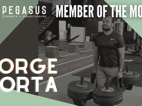 Better Sleep, Energy and Strength - How Jorge went from Unfit to Unstoppable!