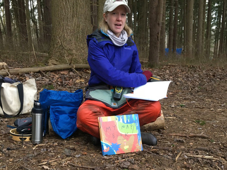 Forest School Teacher series: Gear -           the top half