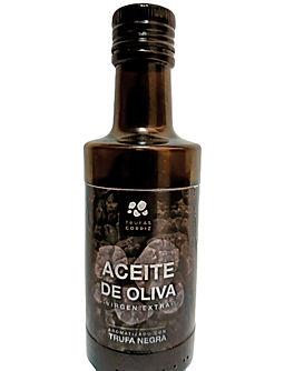 Ver aceite de oliva virgen extra trufado en España