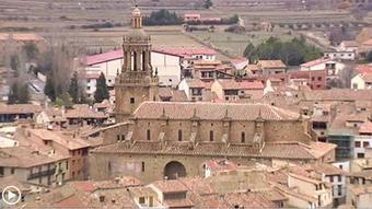 Rubielos de Mora, elegido el pueblo más bonito para la Navidad de 2016