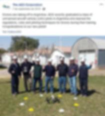Formacion pilotos de drones