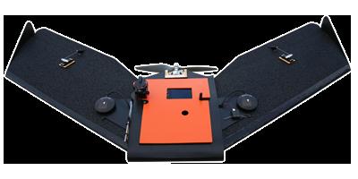Drone Ala Fija